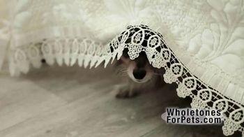 Wholetones for Pets TV Spot, 'Calmer' - Thumbnail 2
