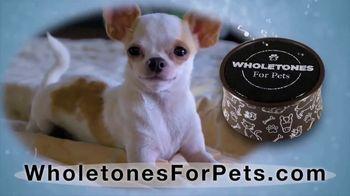 Wholetones for Pets TV Spot, 'Calmer' - Thumbnail 9