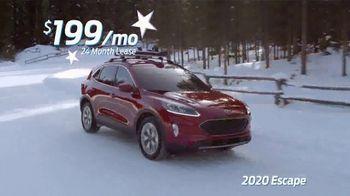 2020 Ford Escape TV Spot, 'Presidents Day: Escape' [T2] - Thumbnail 8
