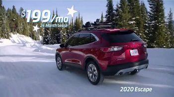 2020 Ford Escape TV Spot, 'Presidents Day: Escape' [T2] - Thumbnail 7