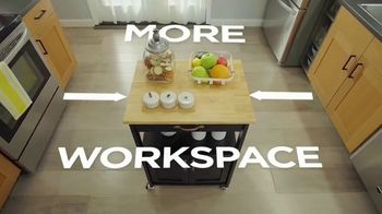 Wayfair TV Spot, 'DIY Network: Functional Kitchen Update' - Thumbnail 7