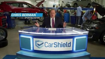 CarShield TV Spot, 'Auto Protection Show' Featuring Chris Berman