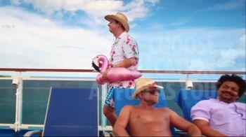 Carnival TV Spot, 'Full Flamingo: $389' Song by The Keys - Thumbnail 6