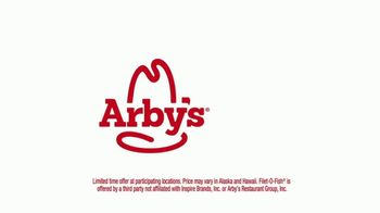 Arby's 2 for $6 Fish Sandwiches TV Spot, 'Pictures' Song by YOGI - Thumbnail 10