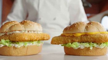Arby's 2 for $6 Fish Sandwiches TV Spot, 'Pictures' Song by YOGI - Thumbnail 4