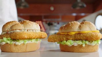 Arby's 2 for $6 Fish Sandwiches TV Spot, 'Pictures' Song by YOGI - Thumbnail 5