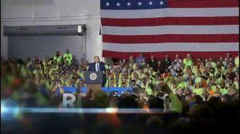 Donald J. Trump for President TV Spot, 'New Heights' - Thumbnail 4