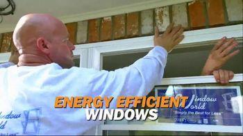 Window World TV Spot, 'Lower Energy Bills' - Thumbnail 3