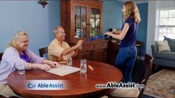 Able Assist TV Spot, 'Lift Anyone Easily' - Thumbnail 4