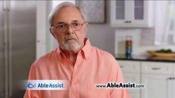 Able Assist TV Spot, 'Lift Anyone Easily' - Thumbnail 8