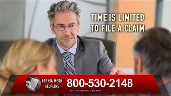Hernia Mesh Legal Helpline TV Spot, 'Additional Surgery'