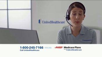 UnitedHealthcare AARP Medicare Plans TV Spot, 'Medicare Chart' - Thumbnail 9