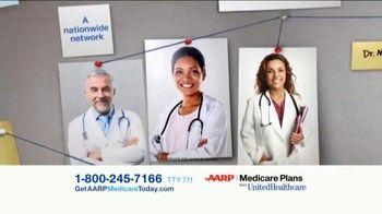 UnitedHealthcare AARP Medicare Plans TV Spot, 'Medicare Chart' - Thumbnail 3