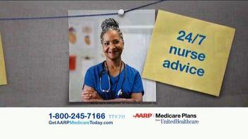 UnitedHealthcare AARP Medicare Plans TV Spot, 'Medicare Chart' - Thumbnail 4