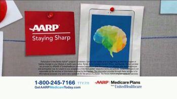 UnitedHealthcare AARP Medicare Plans TV Spot, 'Medicare Chart' - Thumbnail 7