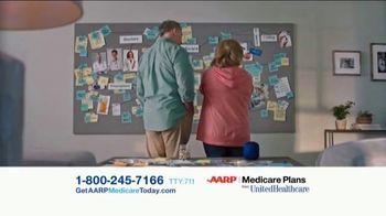 UnitedHealthcare AARP Medicare Plans TV Spot, 'Medicare Chart' - Thumbnail 8