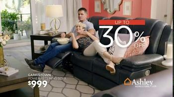 Ashley HomeStore Presidents Day Sale TV Spot, 'Extended: Additional 10% Off' Song by Midnight Riot - Thumbnail 3