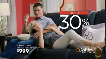 Ashley HomeStore Presidents Day Sale TV Spot, 'Extended: Additional 10% Off' Song by Midnight Riot - Thumbnail 4