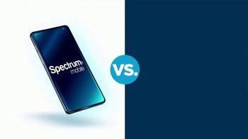 Spectrum Mobile TV Spot, 'Plan ilimitado: $45 dólares' [Spanish] - Thumbnail 1