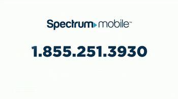 Spectrum Mobile TV Spot, 'Plan ilimitado: $45 dólares' [Spanish] - Thumbnail 4