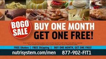 Nutrisystem BOGO Sale TV Spot, 'Nutrisystem for Men: Living on Fast Food' - Thumbnail 8