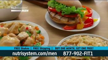 Nutrisystem BOGO Sale TV Spot, 'Nutrisystem for Men: Living on Fast Food' - Thumbnail 4