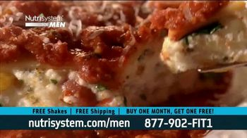 Nutrisystem BOGO Sale TV Spot, 'Nutrisystem for Men: Living on Fast Food' - Thumbnail 5