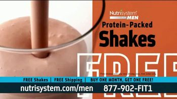 Nutrisystem BOGO Sale TV Spot, 'Nutrisystem for Men: Living on Fast Food' - Thumbnail 6