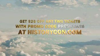 2020 Historycon TV Spot, 'Pasadena Convention Center: $25 Off' - Thumbnail 10