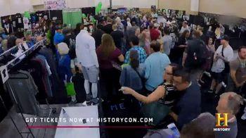 2020 Historycon TV Spot, 'Pasadena Convention Center: $25 Off' - Thumbnail 4