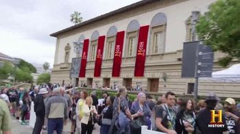 2020 Historycon TV Spot, 'Pasadena Convention Center: $25 Off' - Thumbnail 8
