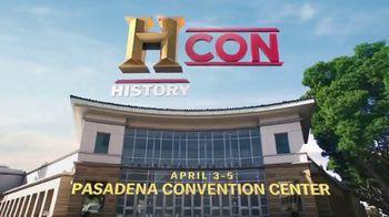 2020 Historycon TV Spot, 'Pasadena Convention Center: $25 Off' - Thumbnail 9