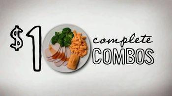 Boston Market $10 Complete Combos TV Spot, 'Your Choice' - Thumbnail 4