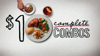 Boston Market $10 Complete Combos TV Spot, 'Your Choice' - Thumbnail 8
