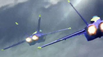 Citizen Blue Angels Watch TV Spot, 'Paper Airplane' - Thumbnail 4