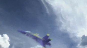 Citizen Blue Angels Watch TV Spot, 'Paper Airplane' - Thumbnail 5