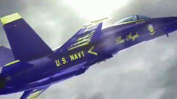 Citizen Blue Angels Watch TV Spot, 'Paper Airplane' - Thumbnail 7