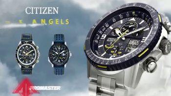 Citizen Blue Angels Watch TV Spot, 'Paper Airplane' - Thumbnail 9