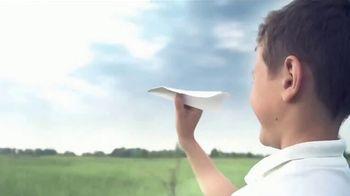 Citizen Blue Angels Watch TV Spot, 'Paper Airplane'