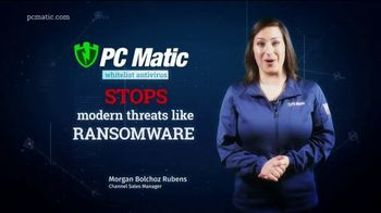 PCMatic.com TV Spot, 'Whitelist Antivirus: Stop Modern Threats'