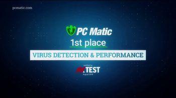 PCMatic.com TV Spot, 'Whitelist Antivirus: Stop Modern Threats'