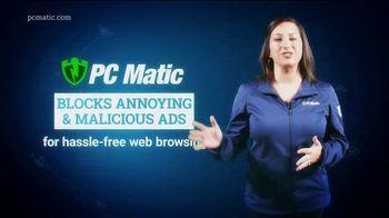 PCMatic.com TV Spot, 'Whitelist Antivirus: Stop Modern Threats' - Thumbnail 6