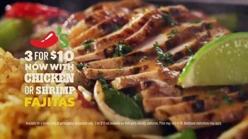 Chili's 3 for $10 TV Spot, 'Go Out to 'Ita' - Thumbnail 10