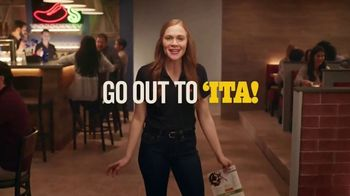 Chili's 3 for $10 TV Spot, 'Go Out to 'Ita'