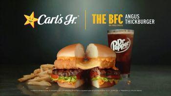 Carl's Jr. BFC Angus Thickburger TV Spot, 'Protein Bar' - Thumbnail 7