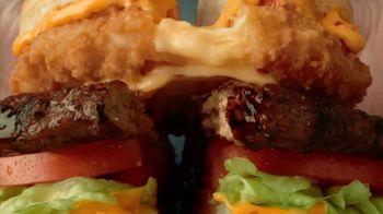 Carl's Jr. BFC Angus Thickburger TV Spot, 'Protein Bar' - Thumbnail 5