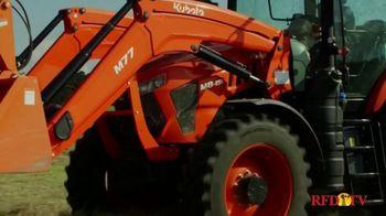 Kubota M8 Series TV Spot, 'RFD TV: The Hay Business' - Thumbnail 10