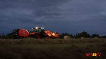 Kubota M8 Series TV Spot, 'RFD TV: The Hay Business' - Thumbnail 3