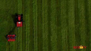 Kubota M8 Series TV Spot, 'RFD TV: The Hay Business' - Thumbnail 6