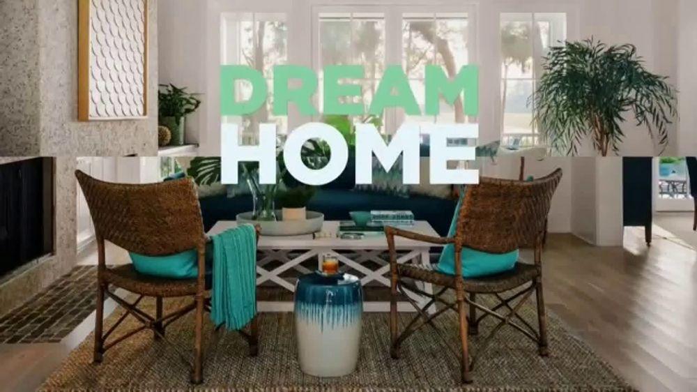 Wayfair TV Commercial, '2020 HGTV Dream Home: Beachy Vibe'
